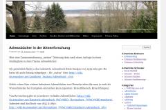 Genealogie-Blog-Beispiel